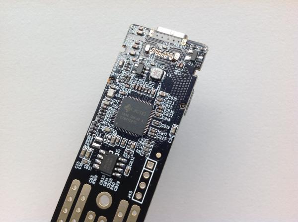 高颜值、高速率透明版ORICO NVME M.2固态硬盘盒测评