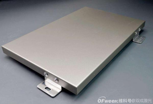 激光切割机应用在铝单板加工中,大幅提高生产效率
