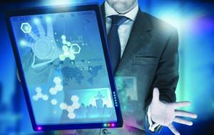 石墨烯与纳米银线新材料助力柔性触摸屏的发展
