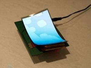 柔性透明导电膜为柔性屏幕的多样化交互赋能