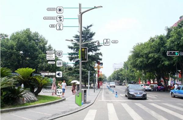 """智慧路灯建设持续推进,如何""""点亮""""智慧城市?"""
