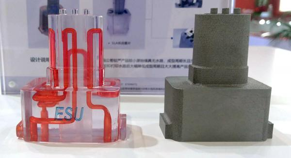 模具3D打印-隨形水路