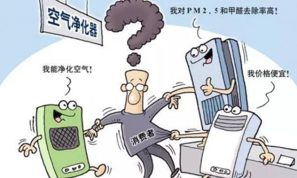 粉尘传感器帮助空气净化清新机净化空气