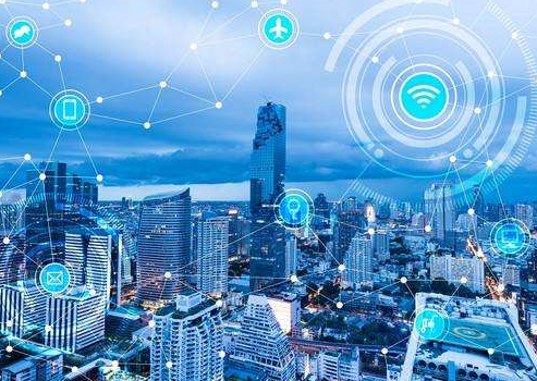 多种传感器帮助规划建设智慧城市