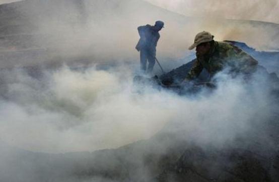 粉尘传感器有效解决城市粉尘污染问题