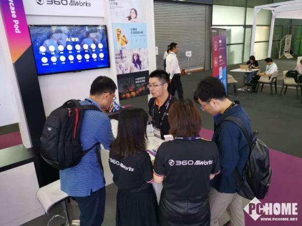 OS+战略深化 360OS全新AI影像亮相MWC上海