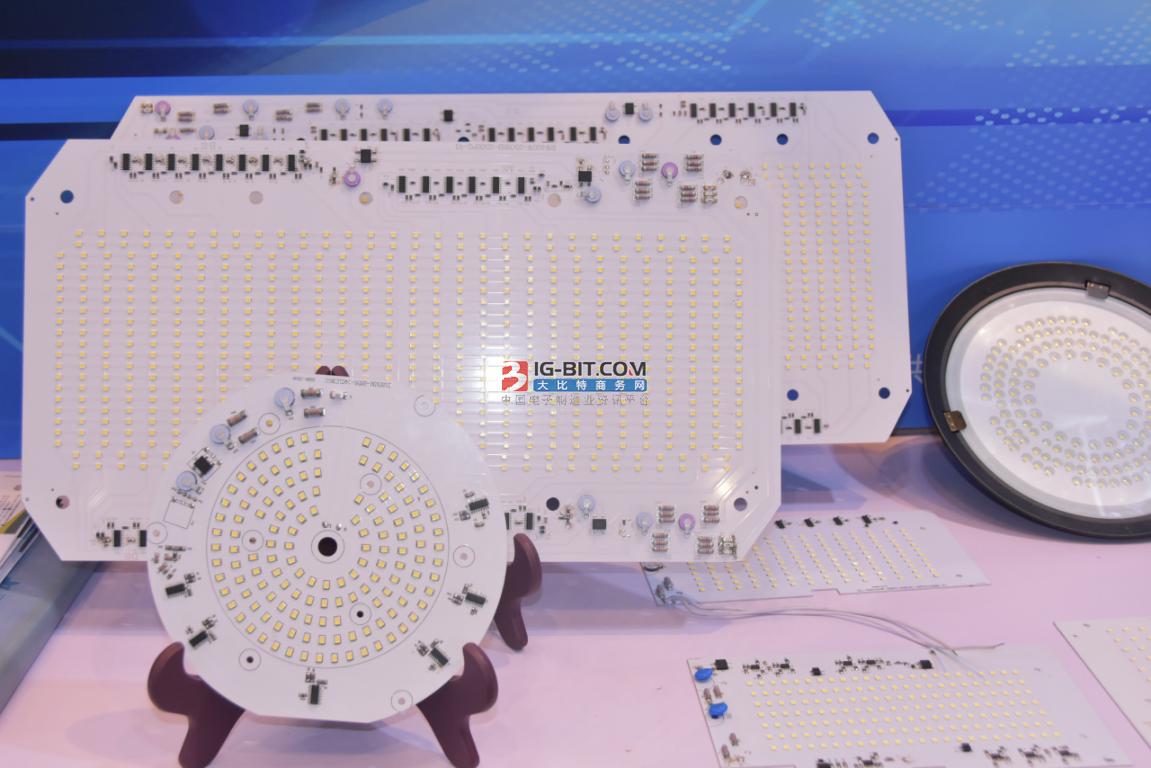 LED照明向智能化方向发展