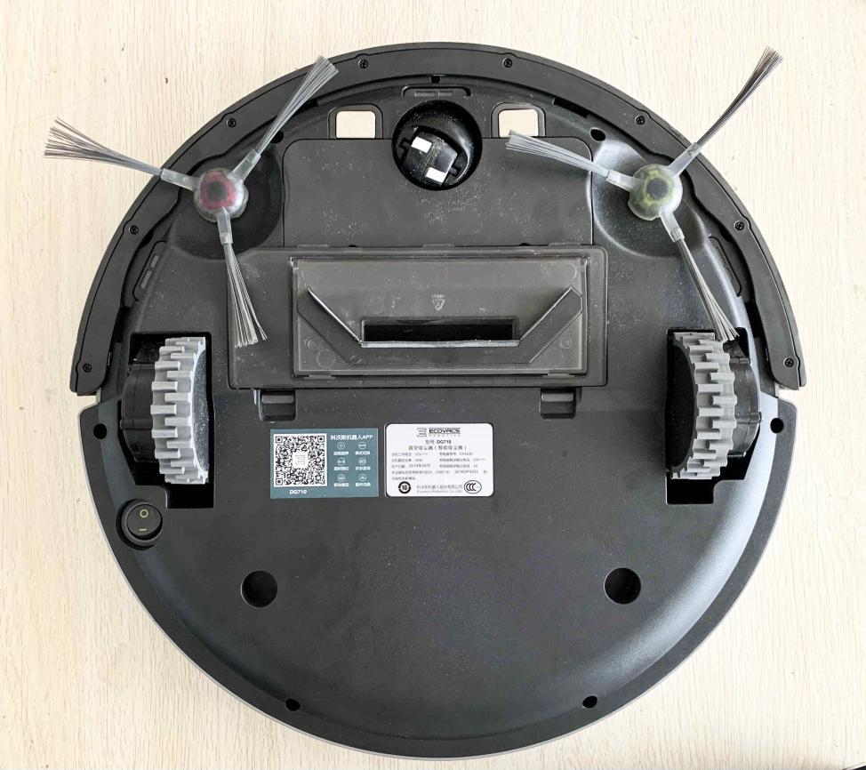 科沃斯扫地机器人拆解:从科幻走向现实生活