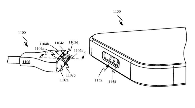 苹果充电新专利 被淘汰Magsafe连接器要回归?
