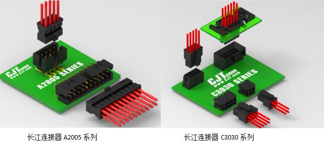 进口品牌国产化 还看长江连接器