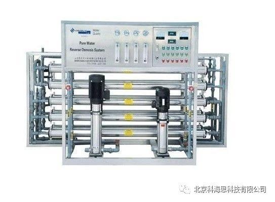半导体等行业超纯水系统的基本设计指引