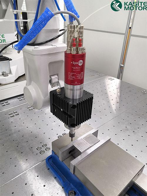 【原創】機器人馬氏體不銹鋼銑削加工技術