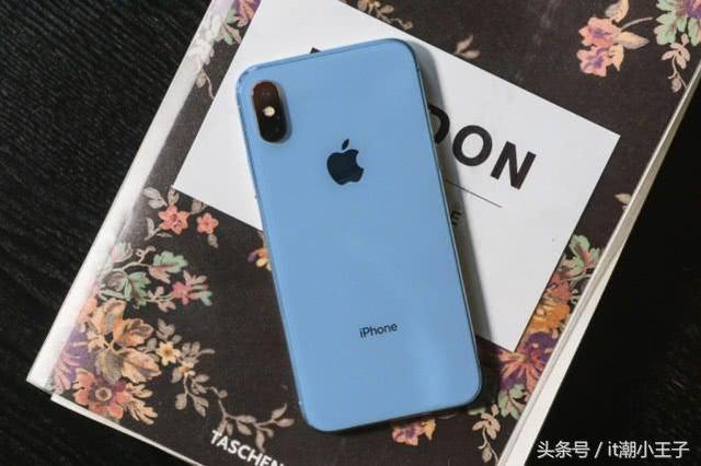 苹果速度 2018款iPhone X发布时间曝光 售价超万元