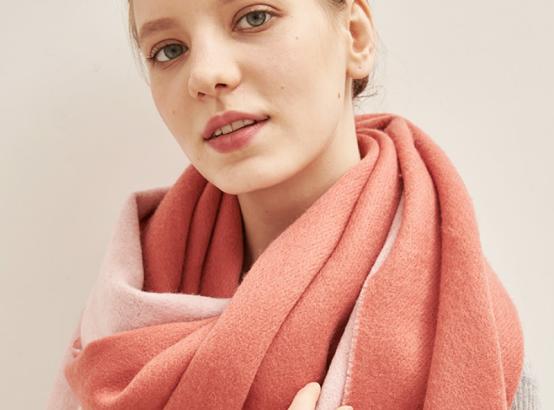 除了大牌围巾,这些小众品牌围巾也值得购买