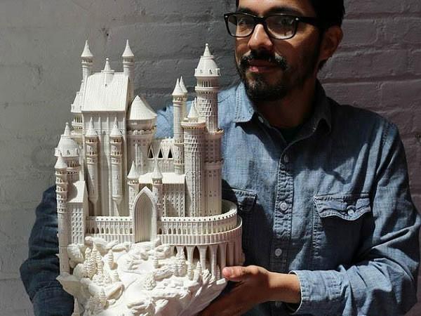 创想三维:3D打印机离家庭普及还有多远