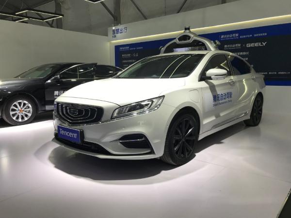 让自动驾驶走出测试区,腾讯为车企全程助力