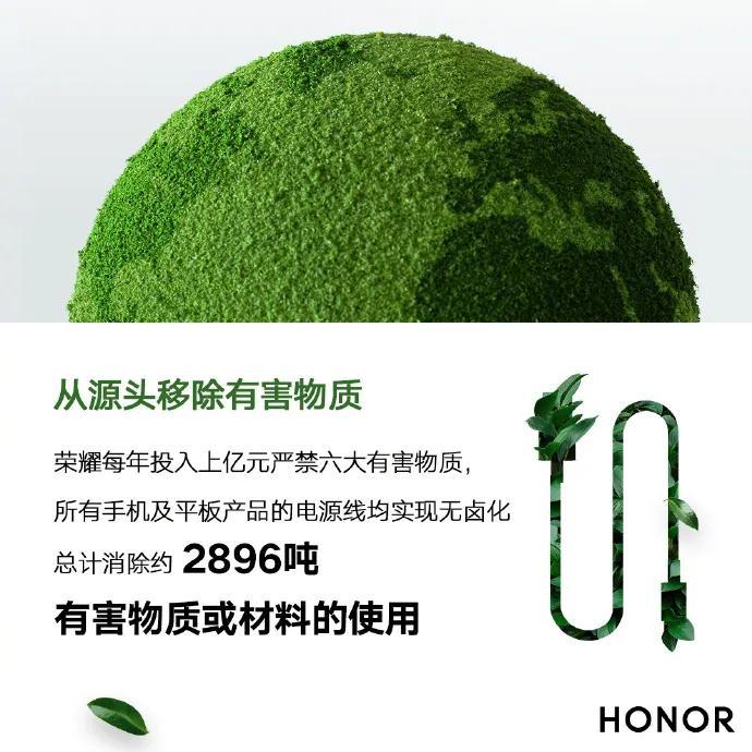 """荣耀的""""绿色""""方法论:拒绝一味喊口号,驶入环保""""深水区"""""""