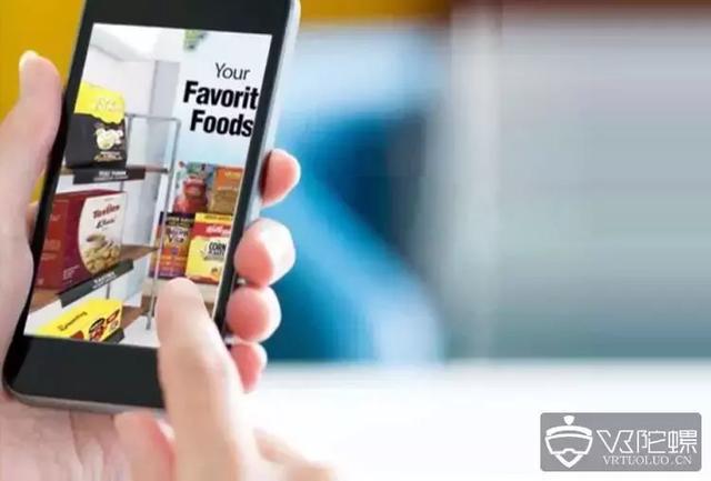 网络食品购物提供商BigBasket合作VR公司GMETR推出VR购物应用