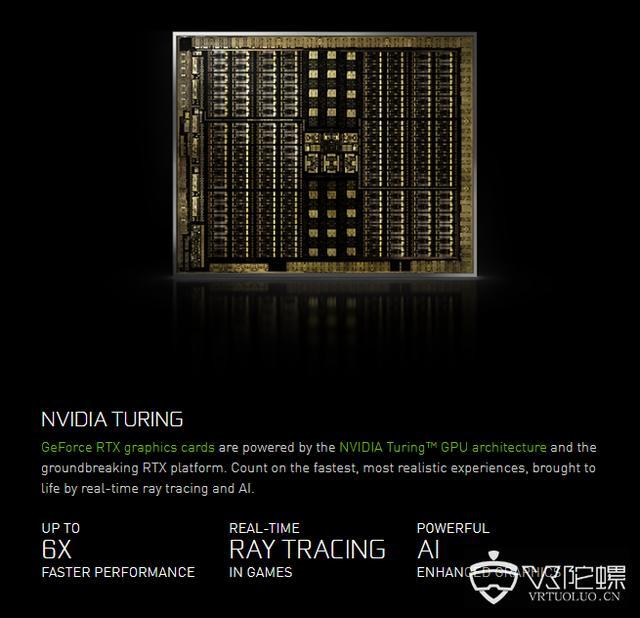 NVIDIA:配备GeForce RTX芯片笔记本电脑可支持VirtualLink