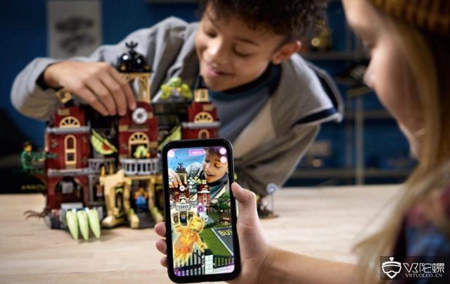 乐高宣布推出Hidden Side系列,将结合AR技术提供新体验