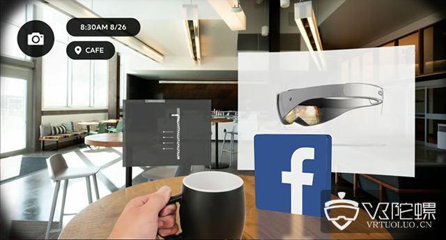 扎克伯格透露Facebook正在研发用于AR眼镜的脑机技术