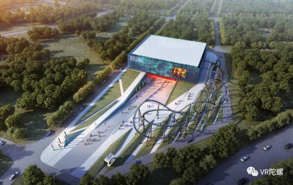 线下体验中心+大型数字乐园,数字王国空间探索线下娱乐新模式
