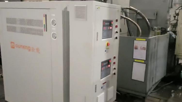 鋁合金壓鑄成型EUDD壓鑄專用模溫機