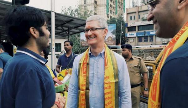 苹果垂涎印度市场,以旧款iPhone冲杀能如愿么?