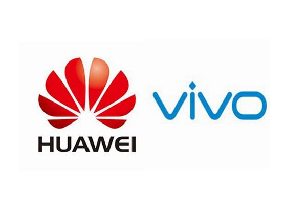 中国智能手机市场大幅衰退,仅华为vivo取得增长