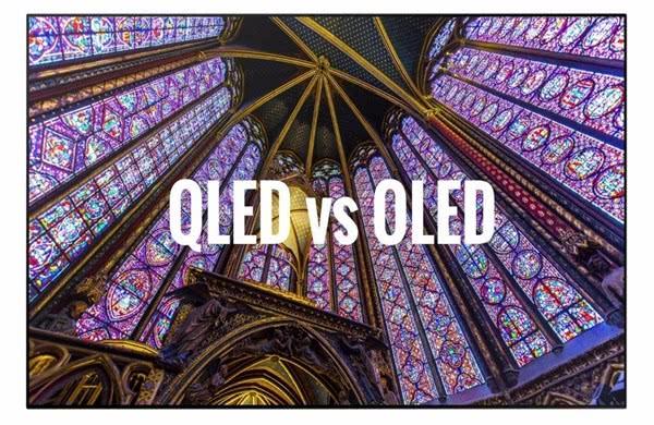 QLED与OLED电视之争已从技术延伸到价格