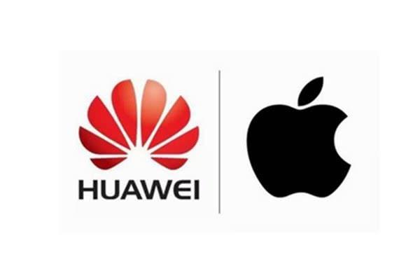苹果依然在高端手机市场独大,但华为在不断侵蚀