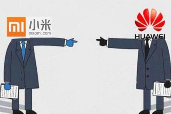 小米电视与华为撕逼,无论输赢后者都是最大受益者