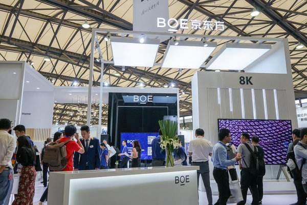 京东方和国产手机企业强强合作,共推国产OLED面板产业的发展