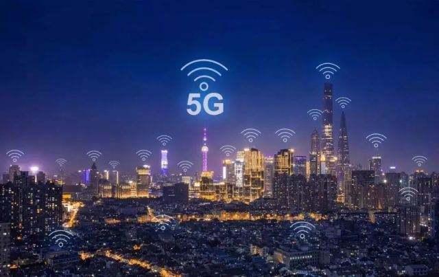 中国在5G商用方面已取得绝对领先优势,5G助推中国科技发展