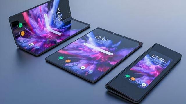 三星折叠手机技术大获全胜,华为或放弃外向折叠