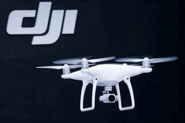 技术强企大疆在美国市场获得了回报,美国空军采购数十架无人机