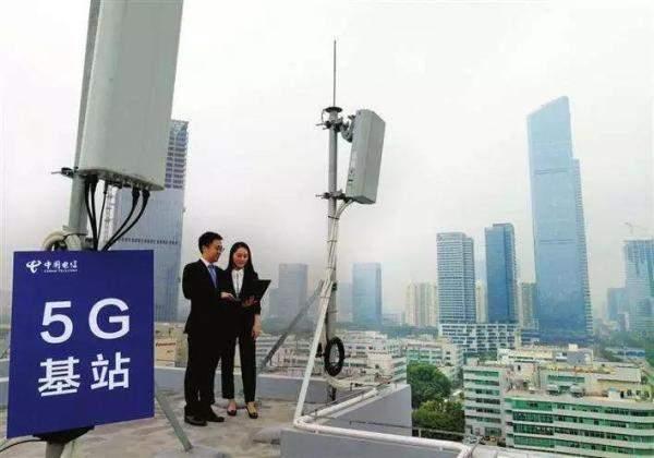 中国保持快速建设5G网络脚步,力求取得科技领先优势