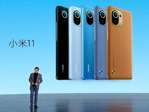小米11首发销售50万部,或赶超iPhone11成最脱销手机