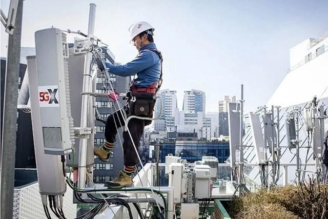 中国移动的5G用户加速增长,中国联通和中国电信脚步蹒跚
