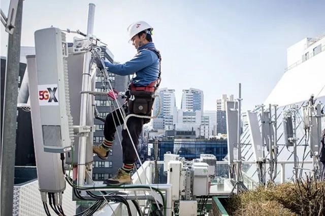 5G推动运营商收入加速增长,或有助于5G服务在中国的加速普及