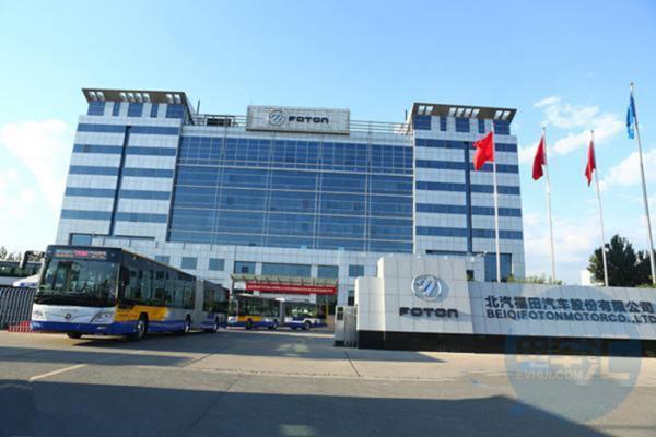 福田将陆续交付北京公交集团2790台欧辉新能源客车