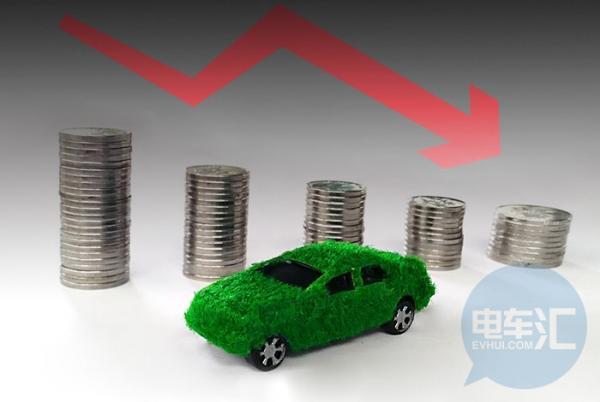 """我用""""呵呵""""回应!2019新能源汽车补贴政策解读"""
