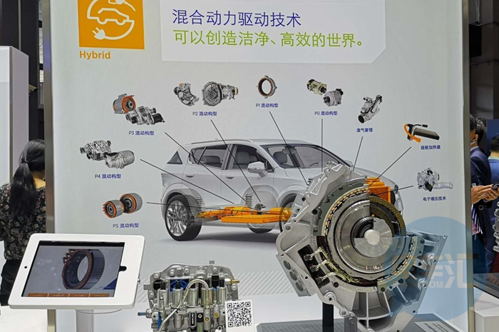 2019上海车展|助力新能源,博格华纳携三合一电驱动模块iDM及多款电气化解决方案惊艳亮相