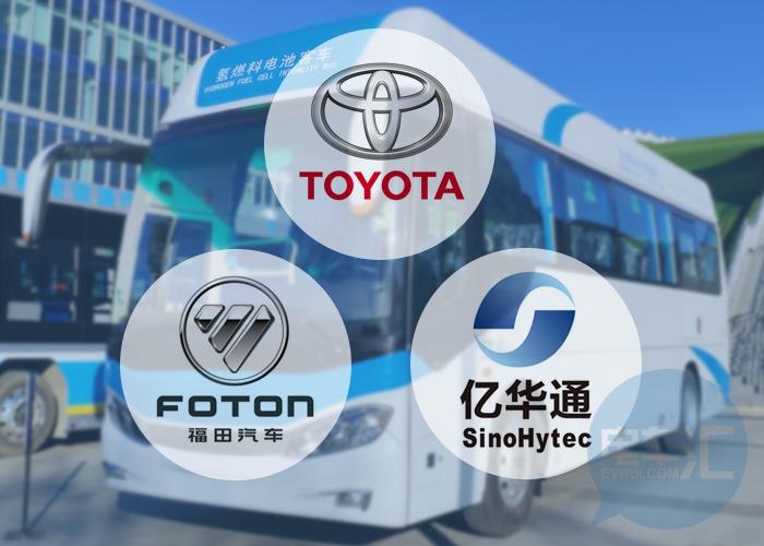 丰田开始将燃料电池技术导入国内商用车市场,竟选择了这家企业合作