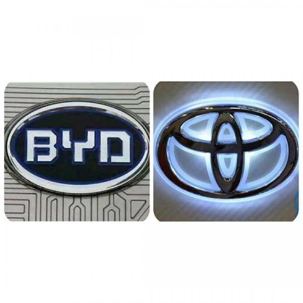 比亚迪与丰田达成合作,将联合研发电动车及动力电池
