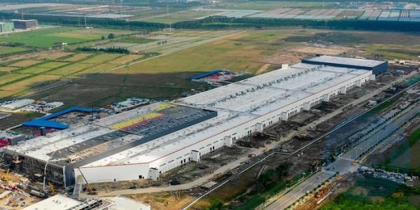 LG化学开始在南京生产高镍电池,供应特斯拉上海工厂