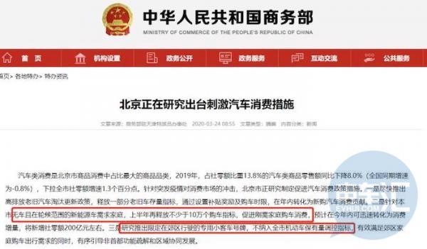 先官宣再撤稿!北京小客车限牌背后的政策博弈……