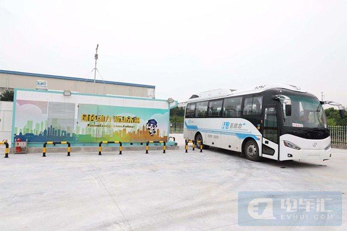 德阳-成都,城际氢燃料电池汽车要上线啦!