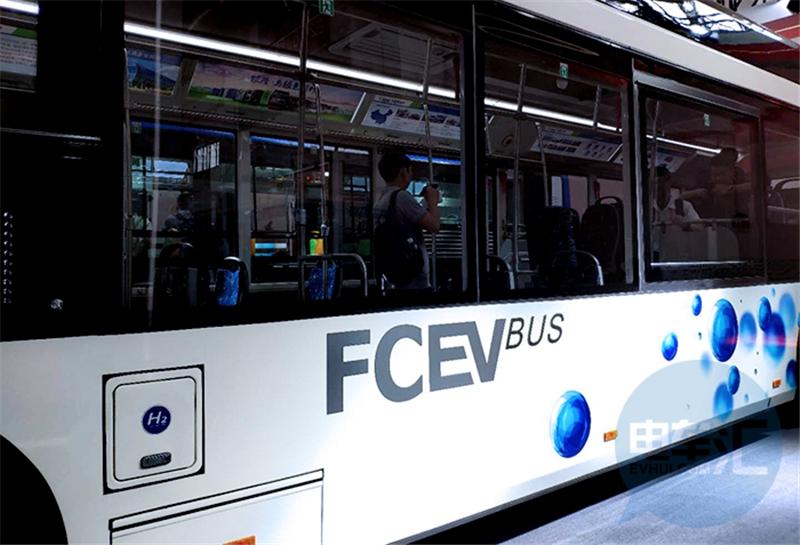 廣州:到2022年燃料電池汽車示范運行不低于3000輛
