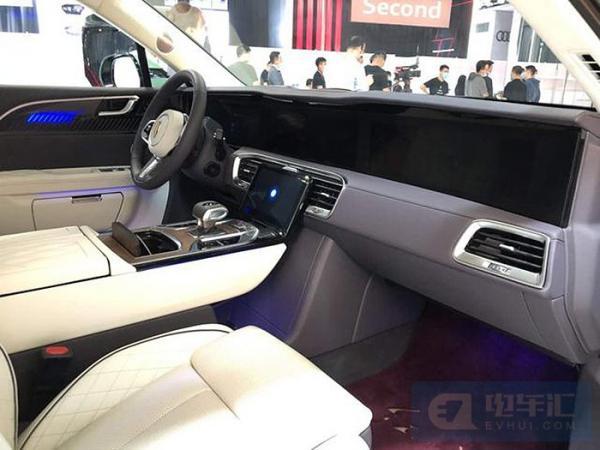 北京车展 合资车企全面发力新能源,自主品牌发布概念车再冲高